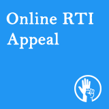 Online RTI Appeal